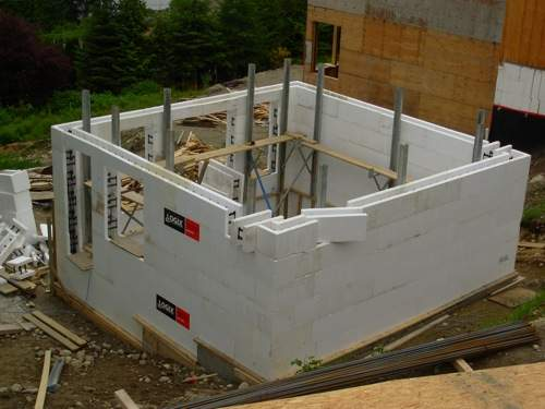 Stucco Over Insulated Concrete Forms Icfs