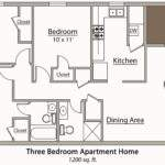 Studio Apartment Floor Plans Well Bedroom