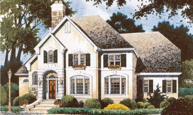 Stunning Old World Cottage House Plans Ideas Home