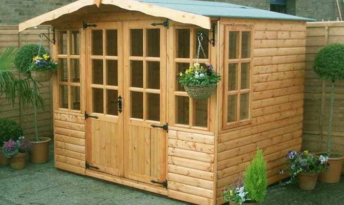 Summer Houses Sale Fitting Quality Redwood Georgian