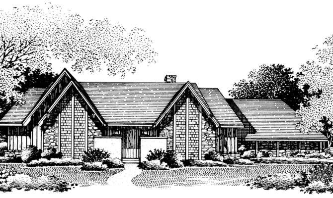 Sutter Rustic Luxury Home Plan House Plans More