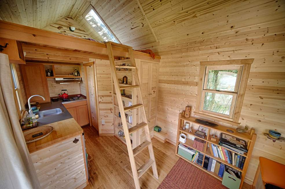 Sweet Pea Miter Box Tiny House Plan Sets Learn More