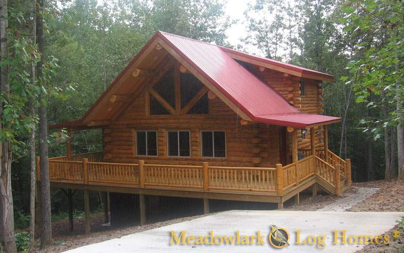 Swiss Chalet House Plans