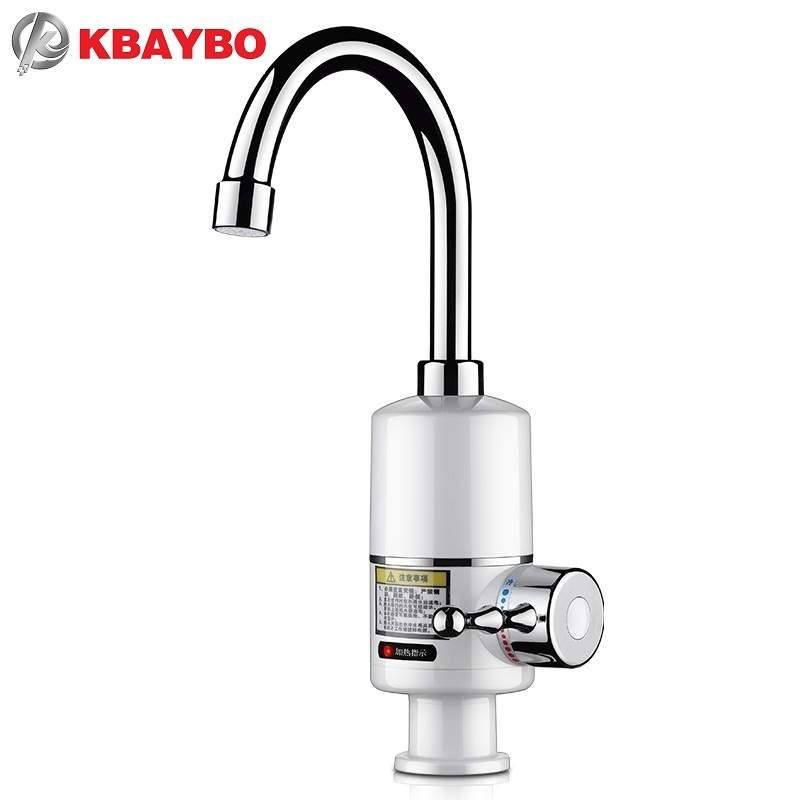 Tankless Faucet Water Heater Instant Electric