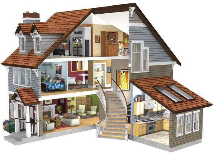 There Many Types Styles Furniture Dolls House One