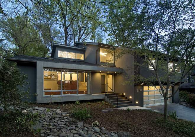 These Split Level Homes Get Style Right