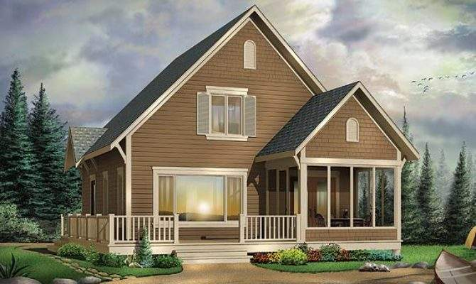 Three Bedroom Cottage Screened Porch