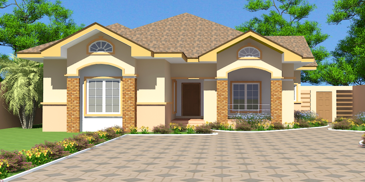 Three Bedroom House Plans Home