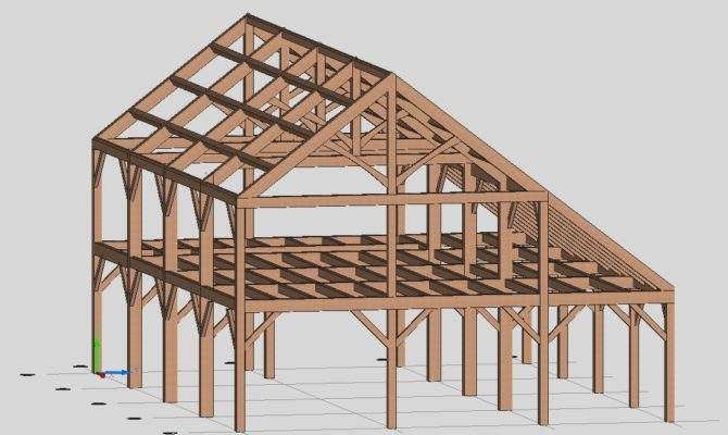 Timber Frame Engineer