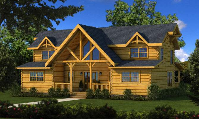 Timber Frame Homes Floor Plans Southland Log