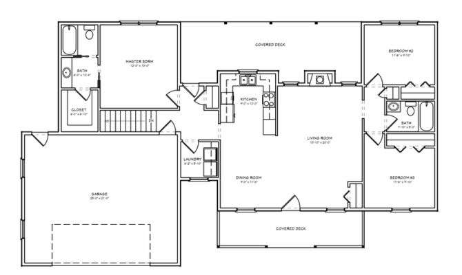 Tiny House Plans Families Cabin