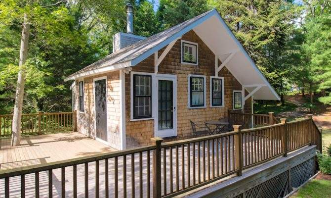 Tiny Studio Cottage Cape Cod Small House Bliss