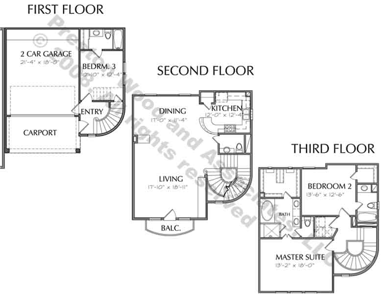 Townhomes Design New Towhouse Designs Luxury Brownstone Floor Plans