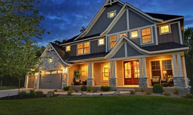 Traditional Contemporary Modest Modern Homes New Home