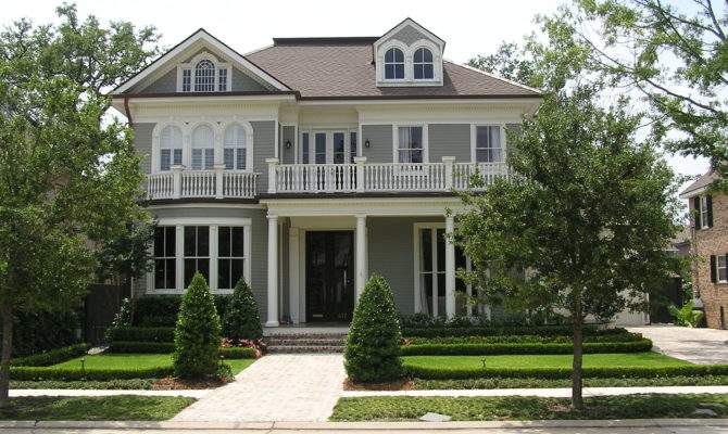 Traditional Southern Architecture Dream Home Pinterest