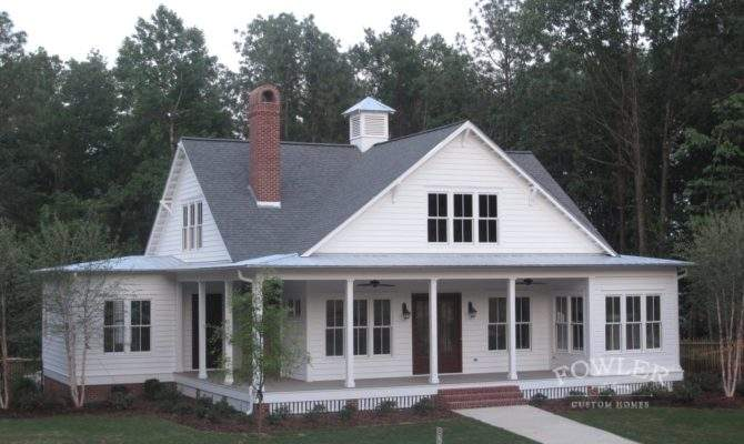 Traditional Southern Style Fowler Custom Homes