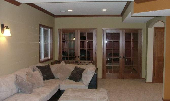 Transforming Unfinished Basement Into Comfortable