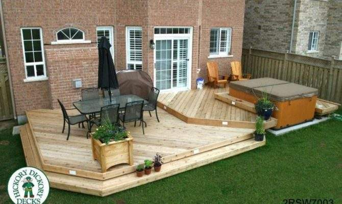 Tubs Hot Tub Strong Enough Planning Tools Deck Design