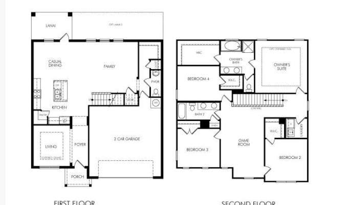 Two Story Bedroom Home Floor Plan Future Ideas Pinterest