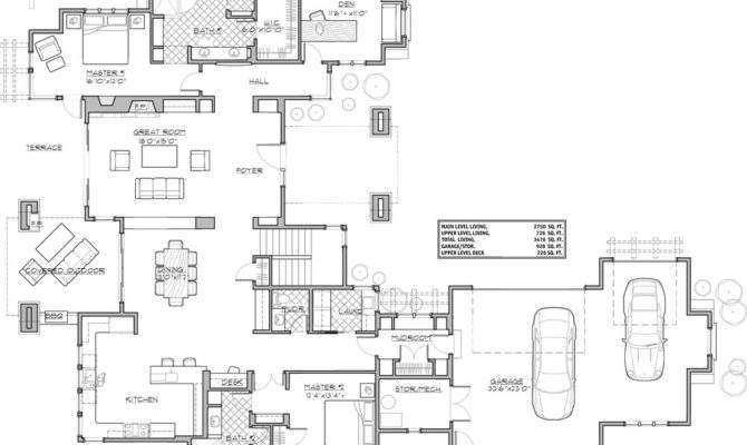 Two Story Craftsman Bedrooms Baths House