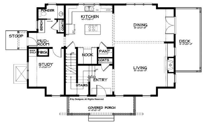 Two Story Open Concept Floor Plans Thefloors