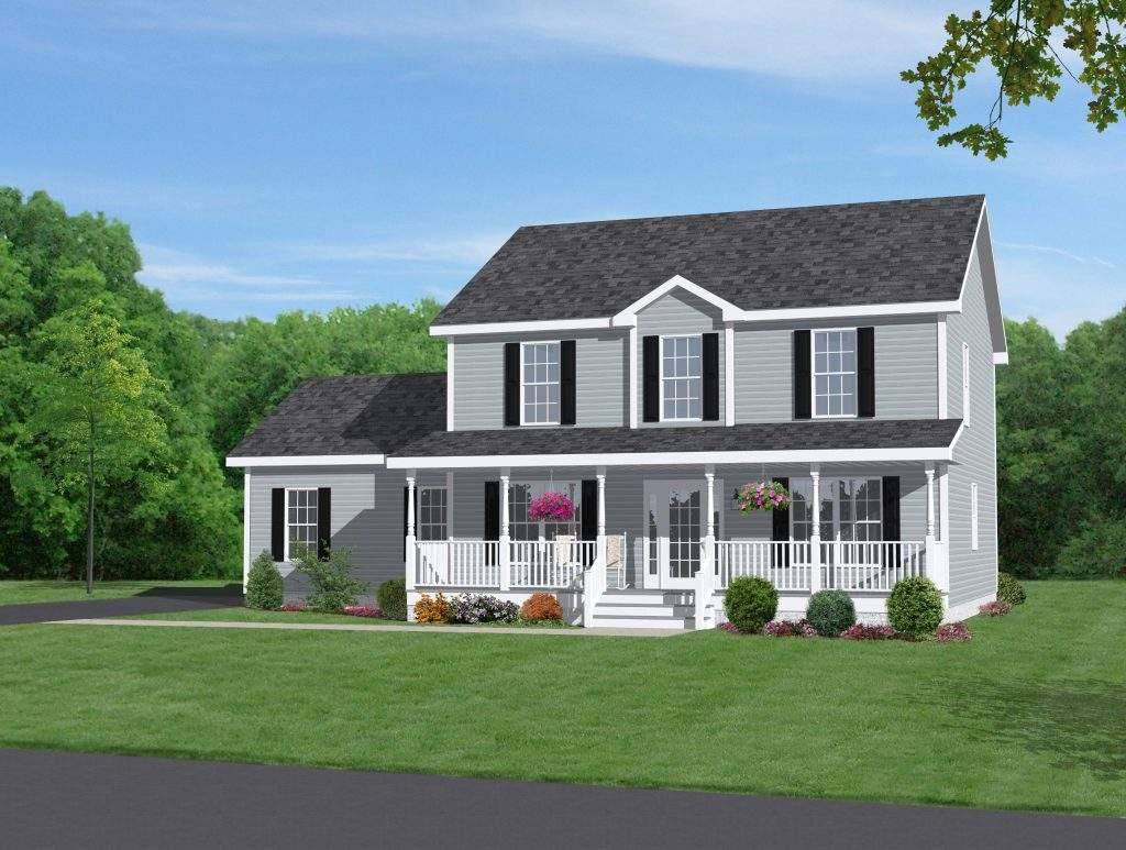 Two Story Ranch Style House Plans Inspirational