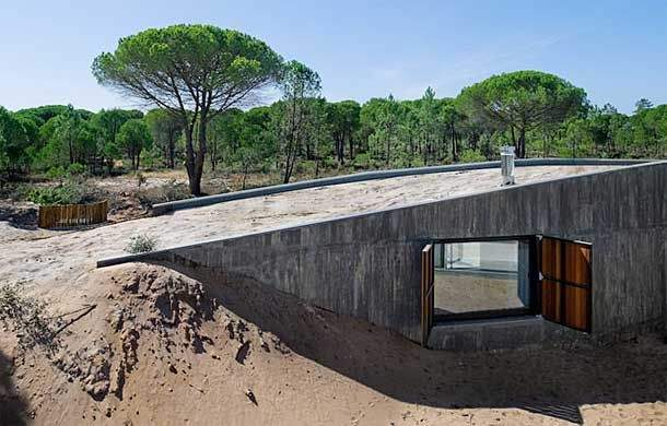 Underground Shipping Container Home Designs