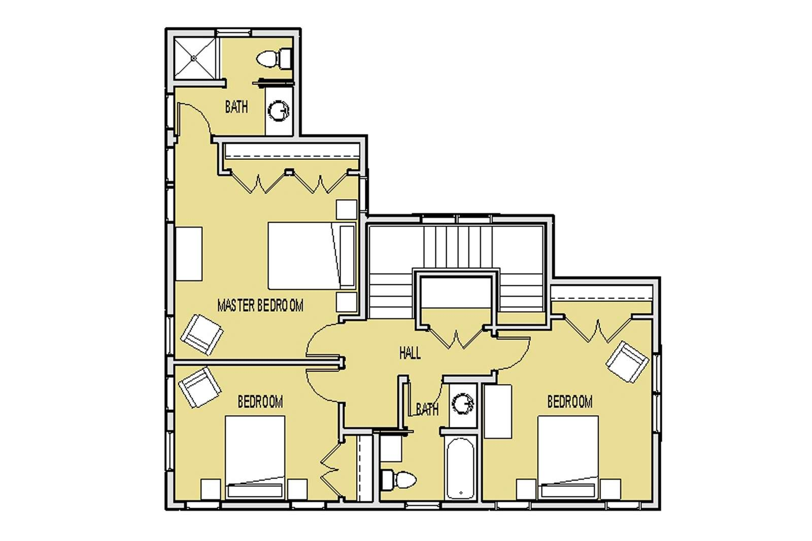 Unique Small House Plans Over