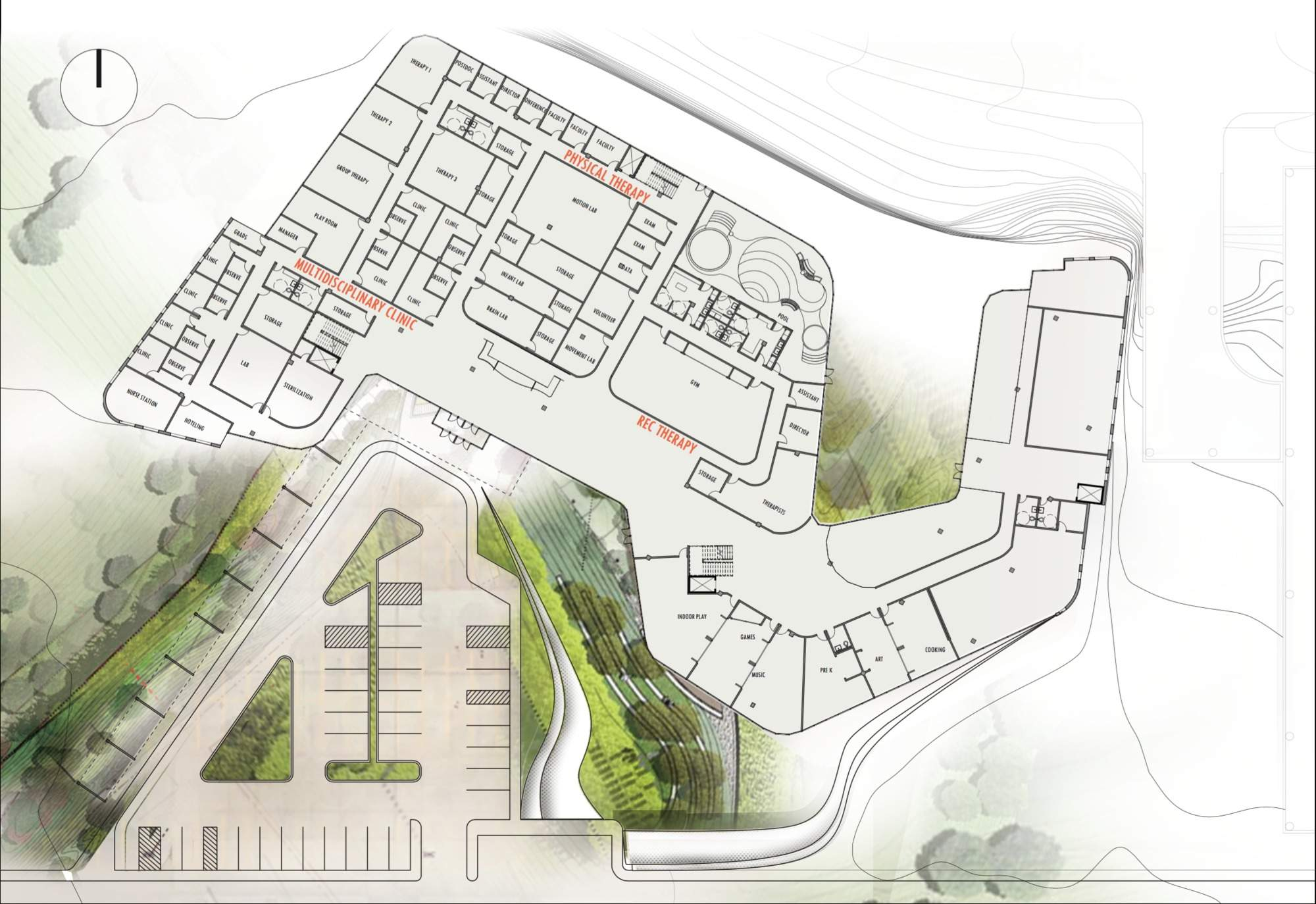 University Construction Projects Offer