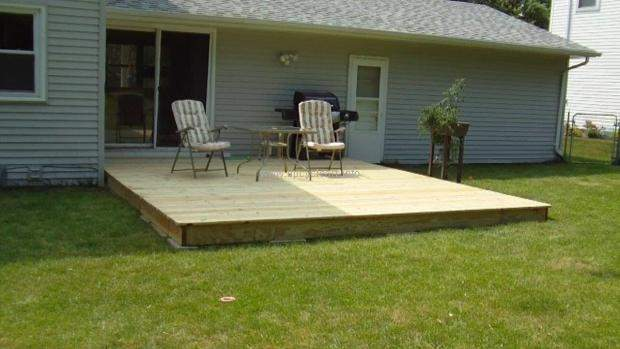Upcycled Wooden Pallet Decks Upcycle Art