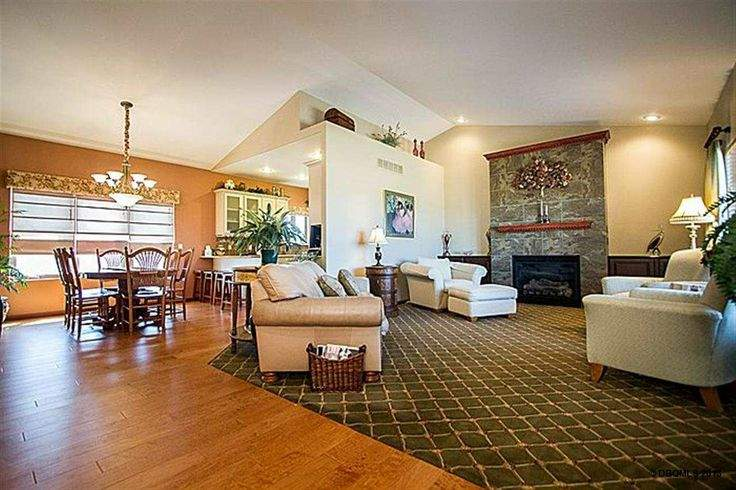 Vaulted Great Room Fireplace Sale Living Rooms