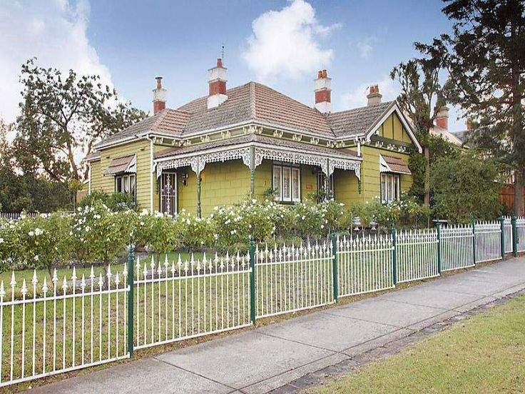 Victorian Facade Ideas Timeless Homes Cottages Australia Pinte