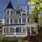 Victorian House Garden State Home Loans