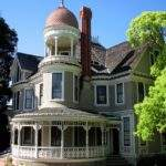 Victorian House Long Waterman San Diego