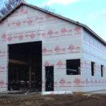 Videos Photos Insultex House Wrap