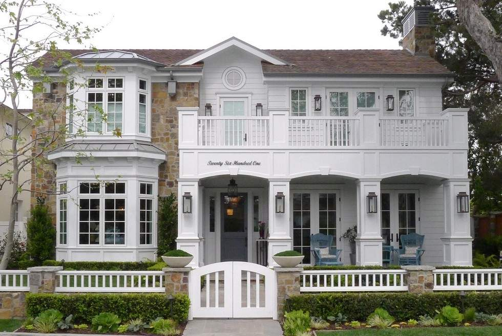 Vintage Low Country House