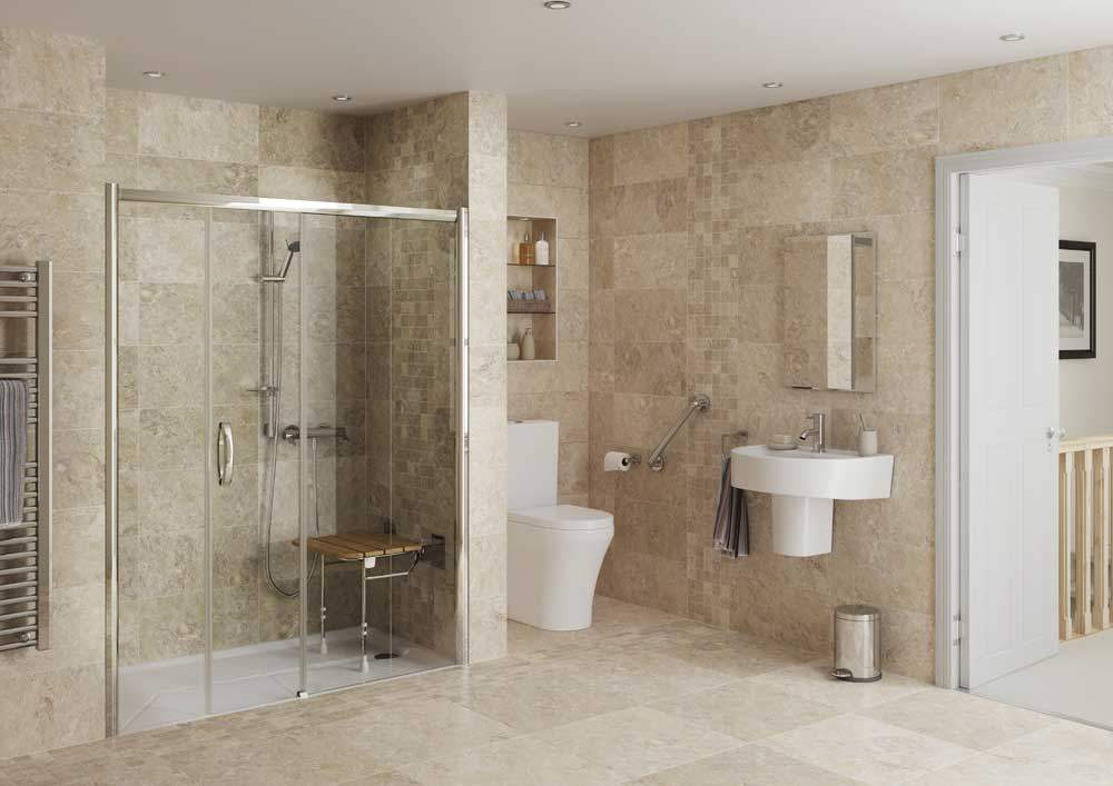 Walk Shower Design Plans
