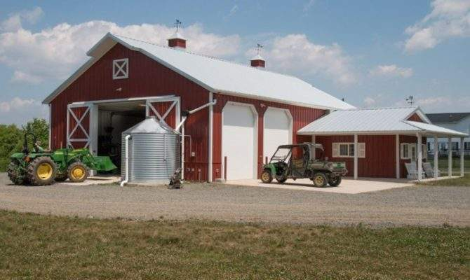 Want Build Comfortable Shop Living Quarters