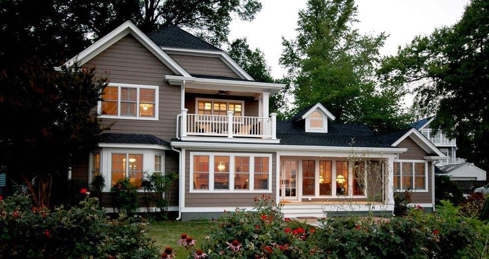 Waterfront Home Designs Plans House More