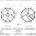 Watertown Octagon House Plans Wikimedia Commons