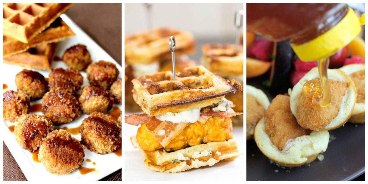 Ways Take Your Chicken Waffles Obsession
