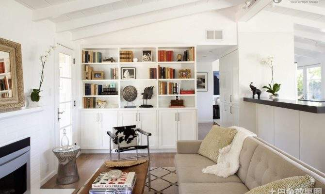 White American Style Renovated Model House