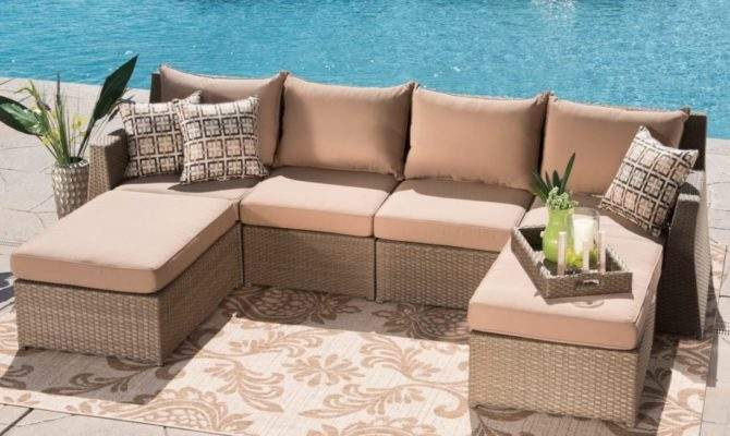 Why Wicker Furniture Great Your Outdoor Living