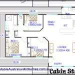 Wombat Bedroom Studio Grannt Flat Kit Home Singe Level