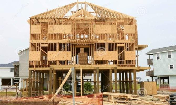 Wood House Contruction American Wooden Structure