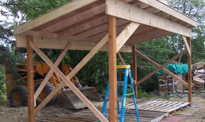 Wood Sheds Designs Ensure Clean Hot Burning Fire